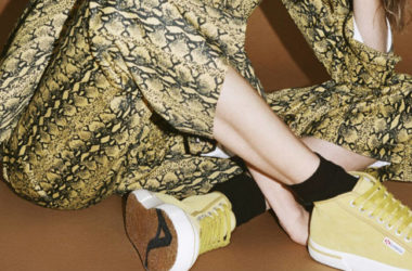 Superga, nuova co-lab con Alexa Chung