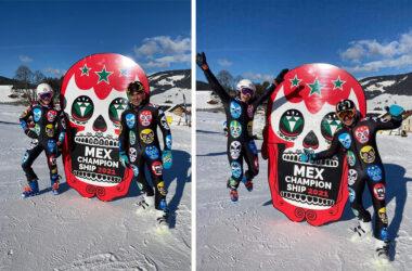 Chiusura dei Mondiali di Sci Cortina 2021