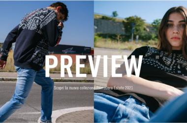 Preview collezione primavera/estate 2021